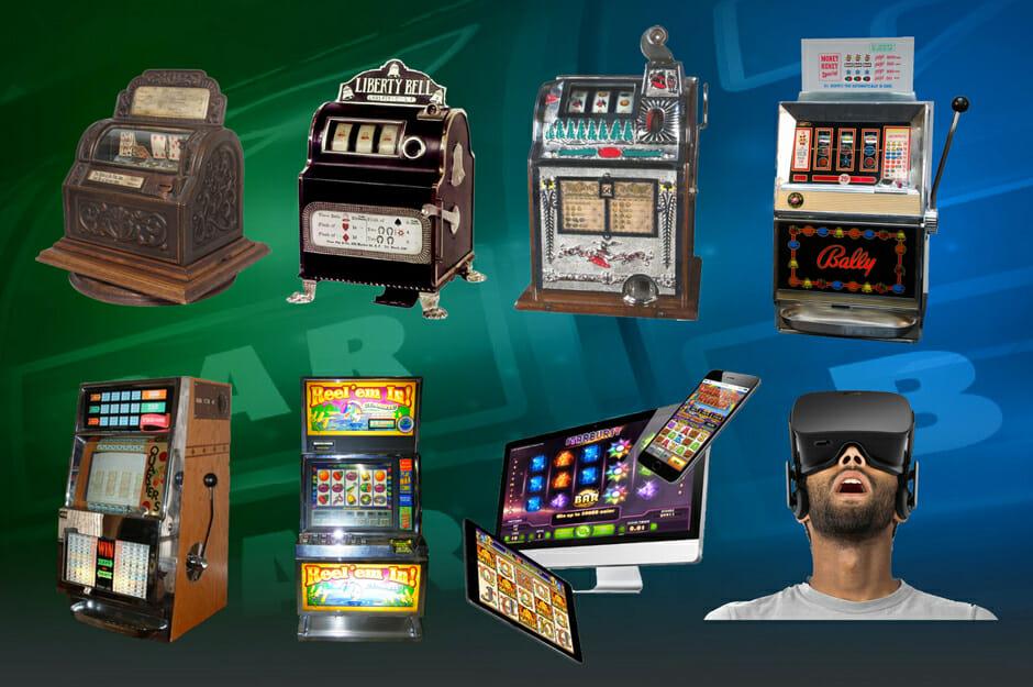 Amatic gaming machines