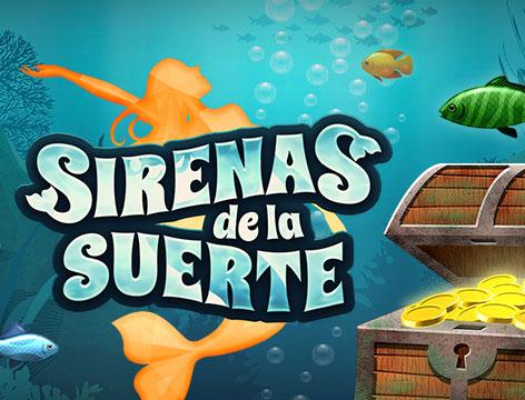 Spiele Sirenas De La Suerte - Video Slots Online