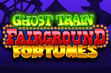 Fairground fortunes ghost train