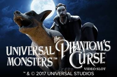 Universal Monsters The Phantom's Curse