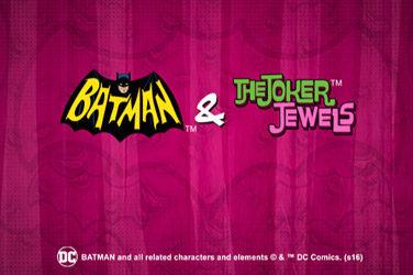 Batman And The Joker Jewels