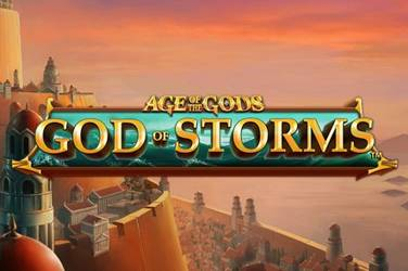 Spiele Age Of The Gods: God Of Storms - Video Slots Online