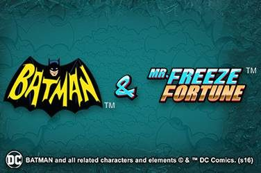 Batman & Mr Freeze
